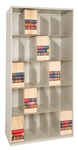 X-ray Size Stackable Shelving