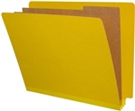 25 pt Type III Full Color Pressboard Classification Folder