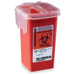 1 Quart Phlebotomy Sharps Container