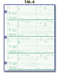 Physician Telephone Message Sheets