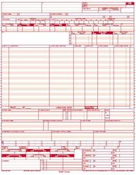 UB-04-1-2T Medical Form Ub on eob medical form, ada medical form, hcfa medical form,