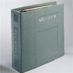 "MED BOOK (MAR) 3"" Side Open"