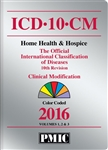 2016 Home Health & Hospice ICD-10-CM Code Book