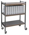 Vertical Binder Chart Carts