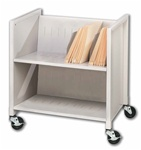 Medical Record Cart