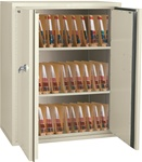 End-Tab Fireproof File Cabinet