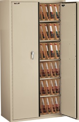 Fireproof End-Tab  File Cabinet