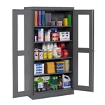 "36"" W x 12"" D  W Clear View Storage Cabinets"