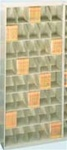 "48"" Wide Letter Size Stackable Shelving"