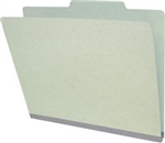 25 pt Type II Full Color Pressboard Folder