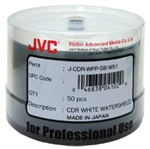 JVC Watershield DVD-R Media