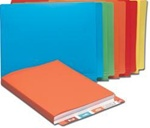End Tab  Poly File Folders