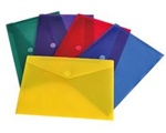 Poly Velcro Closure  Envelope
