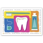 Dental Reminder Card