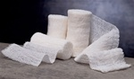 Sterile Cotton Gauze Bandage Roll