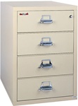 Fire Files 4 Drawer Lateral File