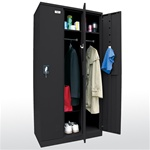 Snapit Lockers Full Length1-Wide measures