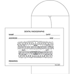 Dental X-ray Envelope